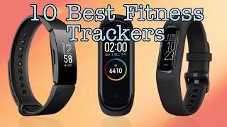 Top 10 best Fitness trackers | 2020 Fitness tracker | Technology Upgrade