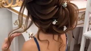 Orxideya Beauty Center ( banquet  hairstyle ) by Almina