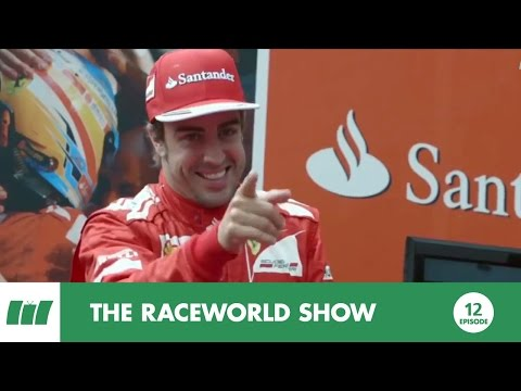 Formula 1 driver Fernando Alonso F1 Flash Mob Surprise - WEC - DTM Racing -  #Top3Trending - Ep12
