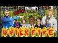 SHOULD SPENCER OR SEB RETIRE FIRST? #QUICKFIRES WITH CHARLIE MORLEY & SPENCER FC!