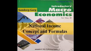 National Income Introduction and Formula