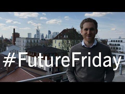 #FutureFriday at Deutsche Börse FinTech Hub - dwins