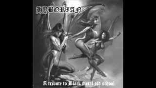 Hyborian - Massacra (Cover Hellhammer) - A tribute to Black Metal old school