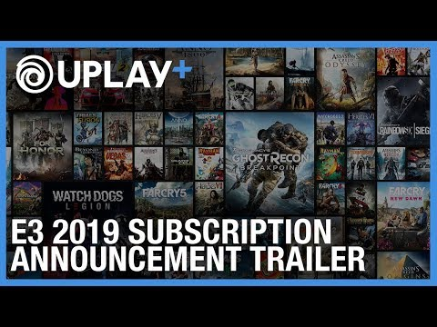 Ubisoft's E3 2019 keynote: the biggest game trailers and