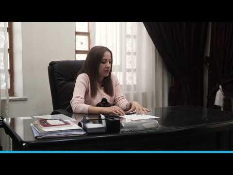 مقابلة السيدة ديما سليمان _ نائبة في مجلس الشعب