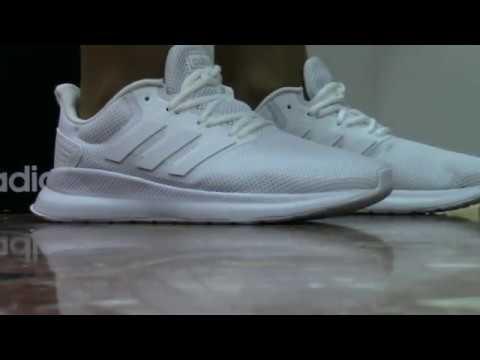 Adidas Run Falcon Blancas | ADIDAS Mujer F36215 Blanco 2019