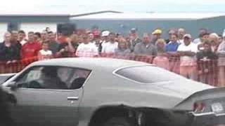 '72' Camaro Z28 (Costly Burnout)