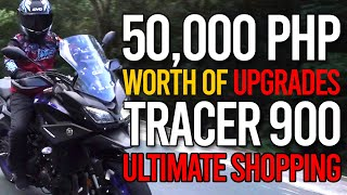 YAMAHA TRACER 900 FULL UPGRADE | 50,000 WORTH OF PARTS | ZERO ONE MOTO