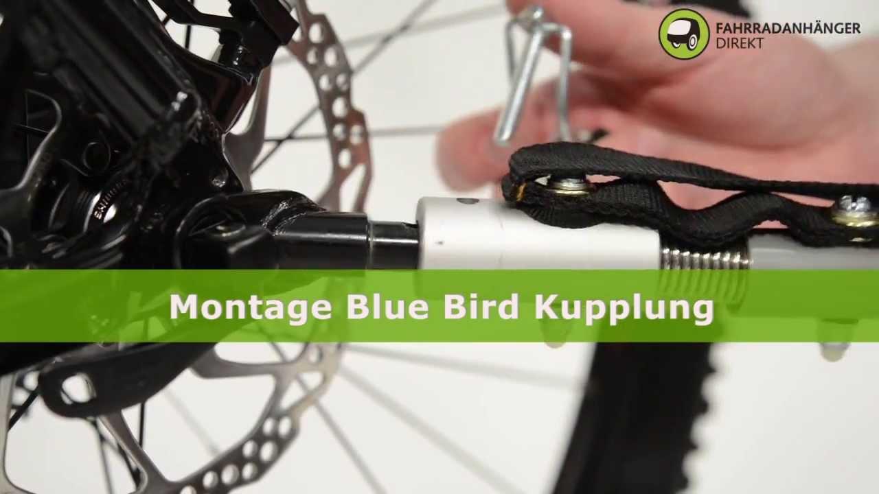Montage Blue Bird Kupplung - YouTube