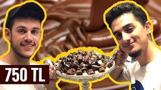 1TL Çikolata vs. 750TL Çikolata (#SonradanGörme)