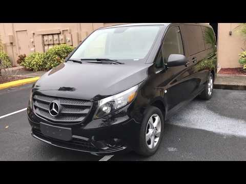 Mercedes Metris Quick overview and thoughts about this van.