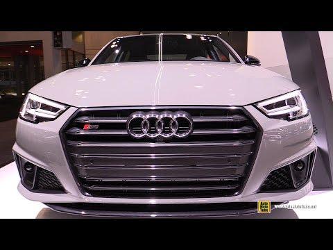 2019 Audi S4 - Exterior and Interior Walkaround - 2019 NY Auto Show