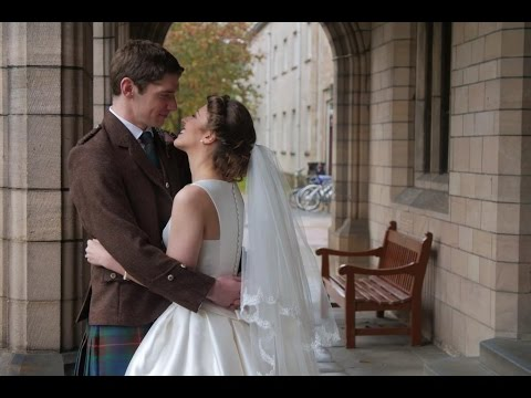 Rachel & Fraser | Wedding Film | King's College | Aberdeen | Scotland