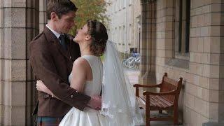 Rachel & Fraser | Wedding Film | King's College | Aberdeen | Scotland
