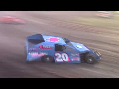 Salina Speedway 7-26-19 *SalinaUsedCars.Com* IMCA Modifieds