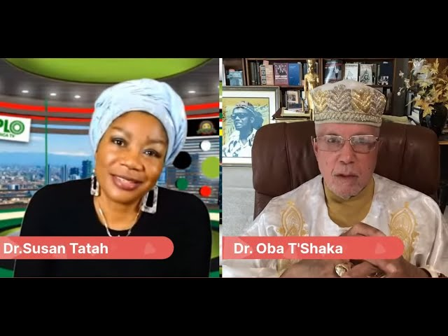 Dr. Oba T'Shaka: African Centered Truths About Healing, Spirituality, Culture & Politics