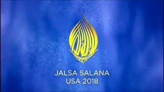 Beautiful Memories of Jalsa Salana USA 2018