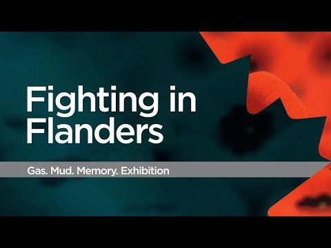Fighting in Flanders – Gas. Mud. Memory.