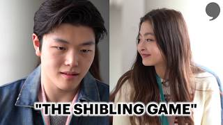 The Shibling Game with Team USA's Alex and Maia Shibutani