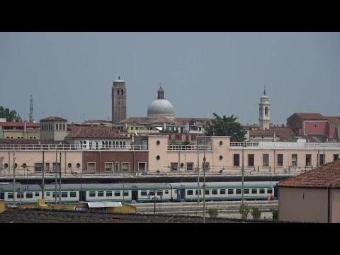 Venice, Italy (Part 1; unedited). AX53 4k.
