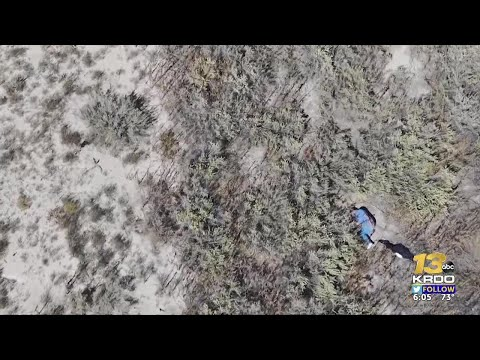 Pueblo Police use drones to find 72-year-old missing man
