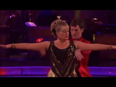 DWTS Week 4 - Kingsley and Galen Hooks - Dancing with the Stars