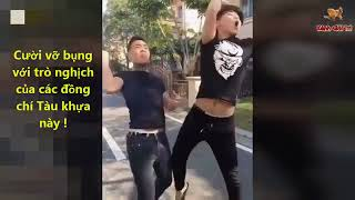 Chinese Funny Clips -Chinese Comedy Videos Just For Fun