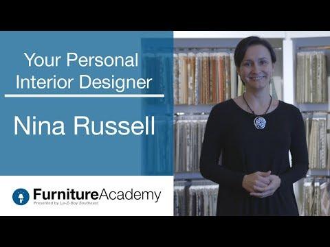 Meet Nina Russell! Your La-Z-Boy Interior Designer in Asheville, NC
