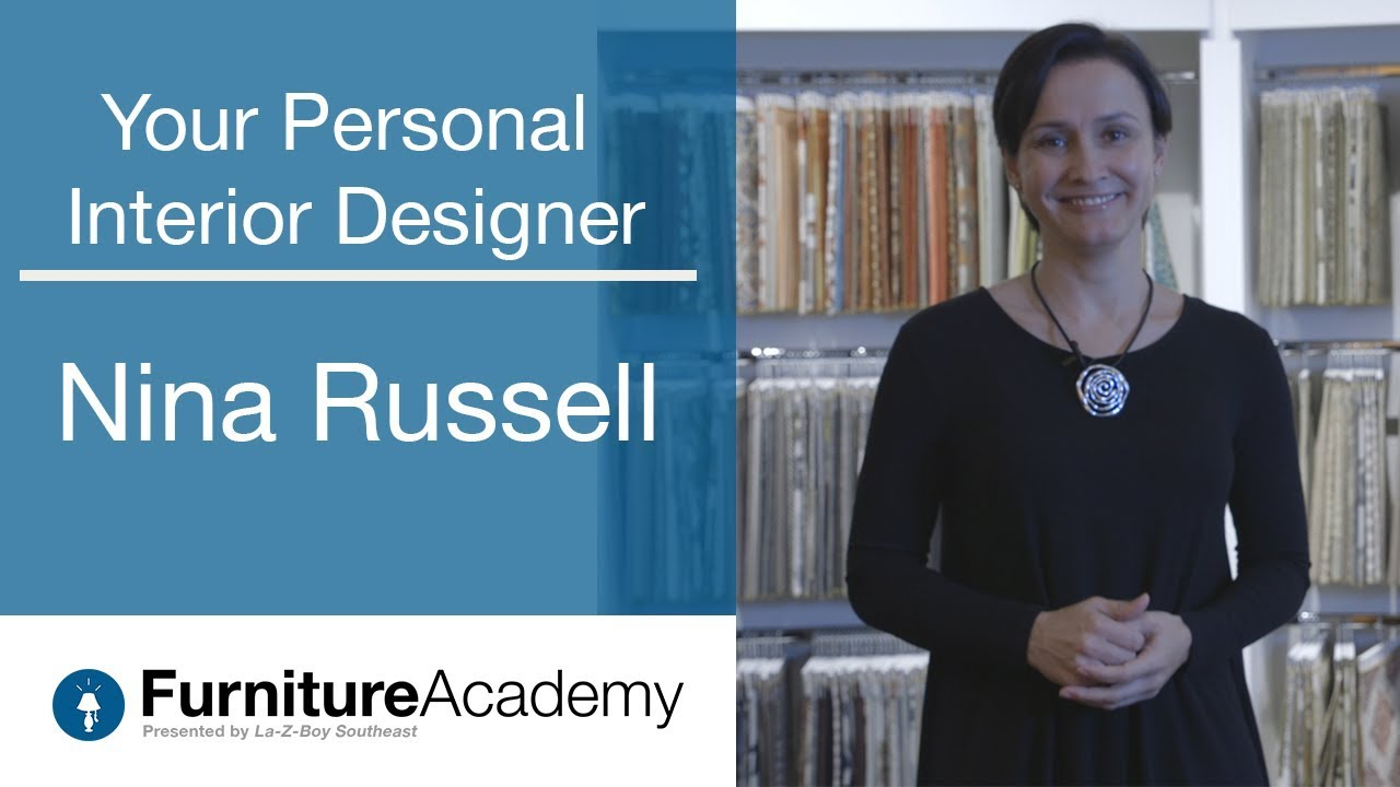 Meet Nina Russell Your Degreed Interior Designer In Asheville Nc