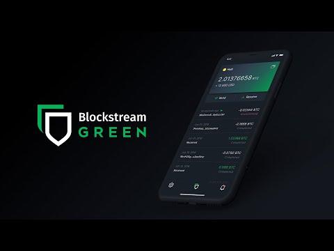 Как работает Green Wallet от Blockstream   Биткоин кошелек с мультиподписью