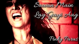 Sawan Main Lag Gayi Aag - Pinky Paras - Crescendo Music II BEST PARTY SONGS II