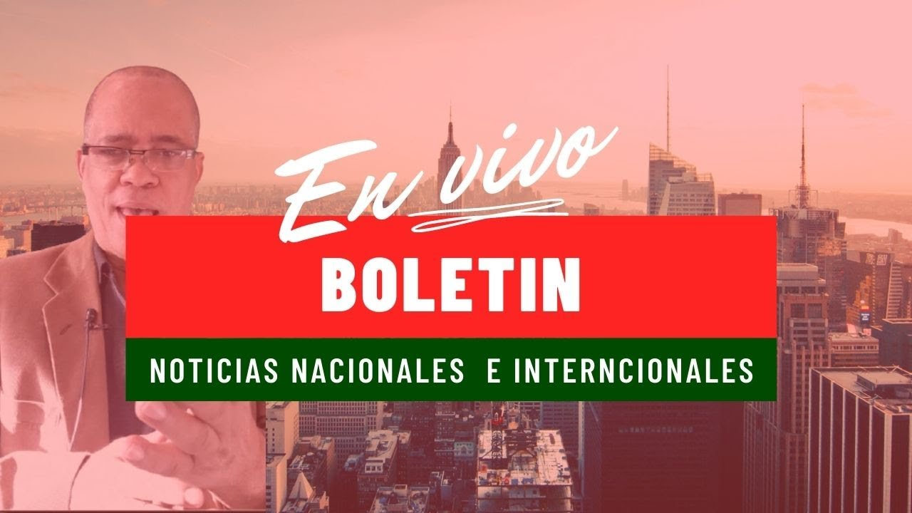 BOLETIN 20 ABRIL