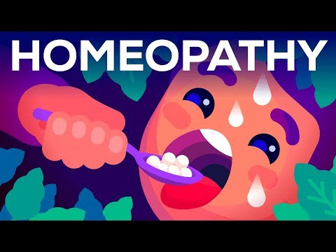 Homeopathy Explained – Gentle Healing or Reckless Fraud? from YouTube · Duration:  8 minutes 32 seconds