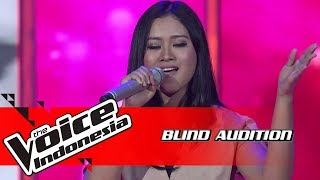 Talitha - Loving You | Blind Auditions | The Voice Indonesia GTV 2018