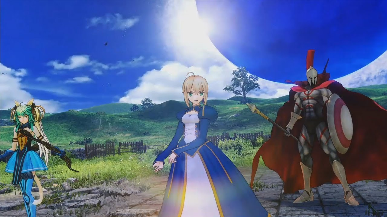 Fate/Grand Order Arcade launches late July in Japan - Gematsu