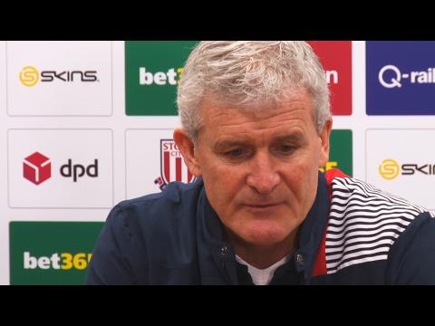 Mark Hughes Crystal Palace Press Conference | FULL