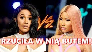 Cardi B RZUCIŁA SIĘ na Nicki Minaj