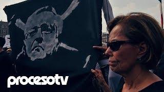 #MarchaFifi en defensa del NAIM y en contra de consultas, Maduro y.... AMLO