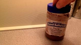 Peanut Butter & Co - Dark Chocolate Dreams Review