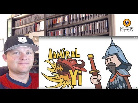 """Download A History Teacher Reacts   """"Admiral Yi (Part 1)"""" by Extra Credits"""