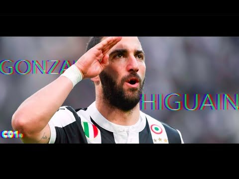 Gonzalo Higuain 2017/18-All Goals For Juve