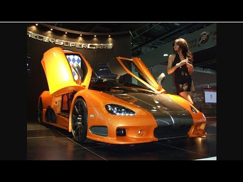 SSC Ultimate Aero!!! 1183hp, top speed record with an average Vmax of 255.83mph