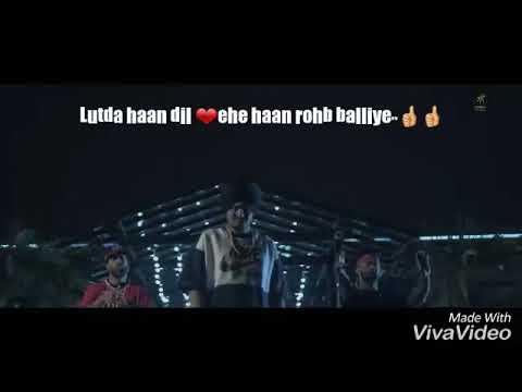 ISSA JATT Sidhu moose wala lyrics whatsapp status video