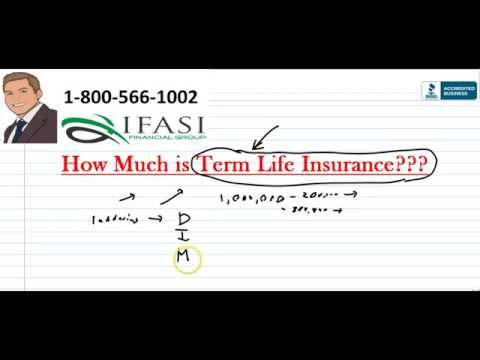 How Much Is Term Life Insurance - How Much Is Term Life Insurance Per Month