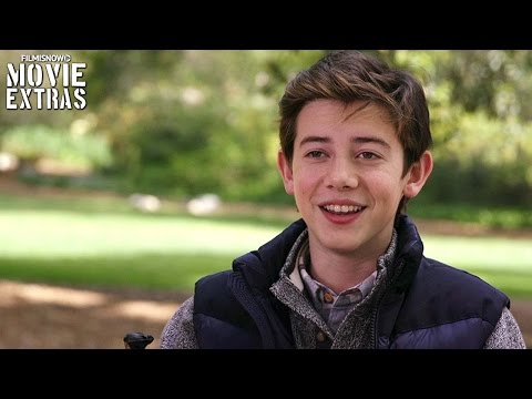 Why Him?  Onset visit with Griffin Gluck 'Scotty Fleming'