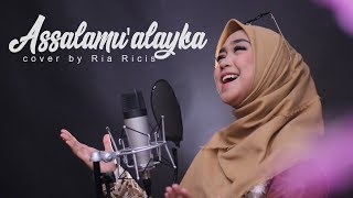 Assalamu'alayka - Cover by Ria Ricis - Stafaband