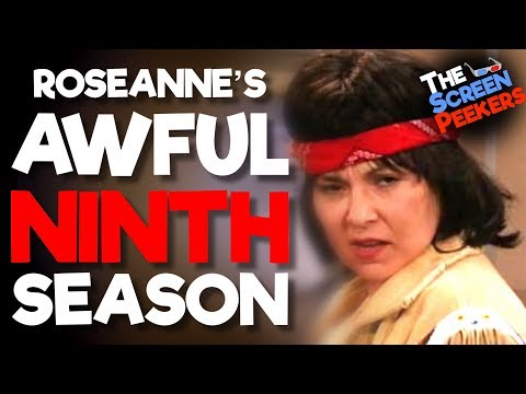 A Look Back At A Truly Terrible Series Finale | Roseanne Season 9