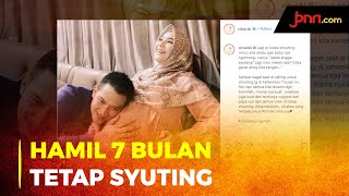 Citra Kirana Tetap Syuting Meski Tengah Hamil 7 Bulan - JPNN.com