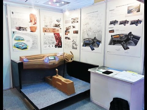 Rural Utility Vehicle (RUV) Interior Design for 2025, Industrial Design-IIT Delhi