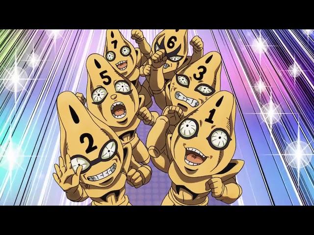 TVアニメ「ジョジョの奇妙な冒険 黄金の風」キャラクターPV
